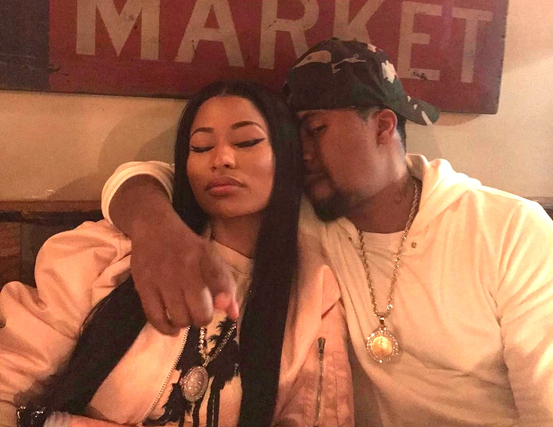 Nicki-Minaj-Nas-Dating