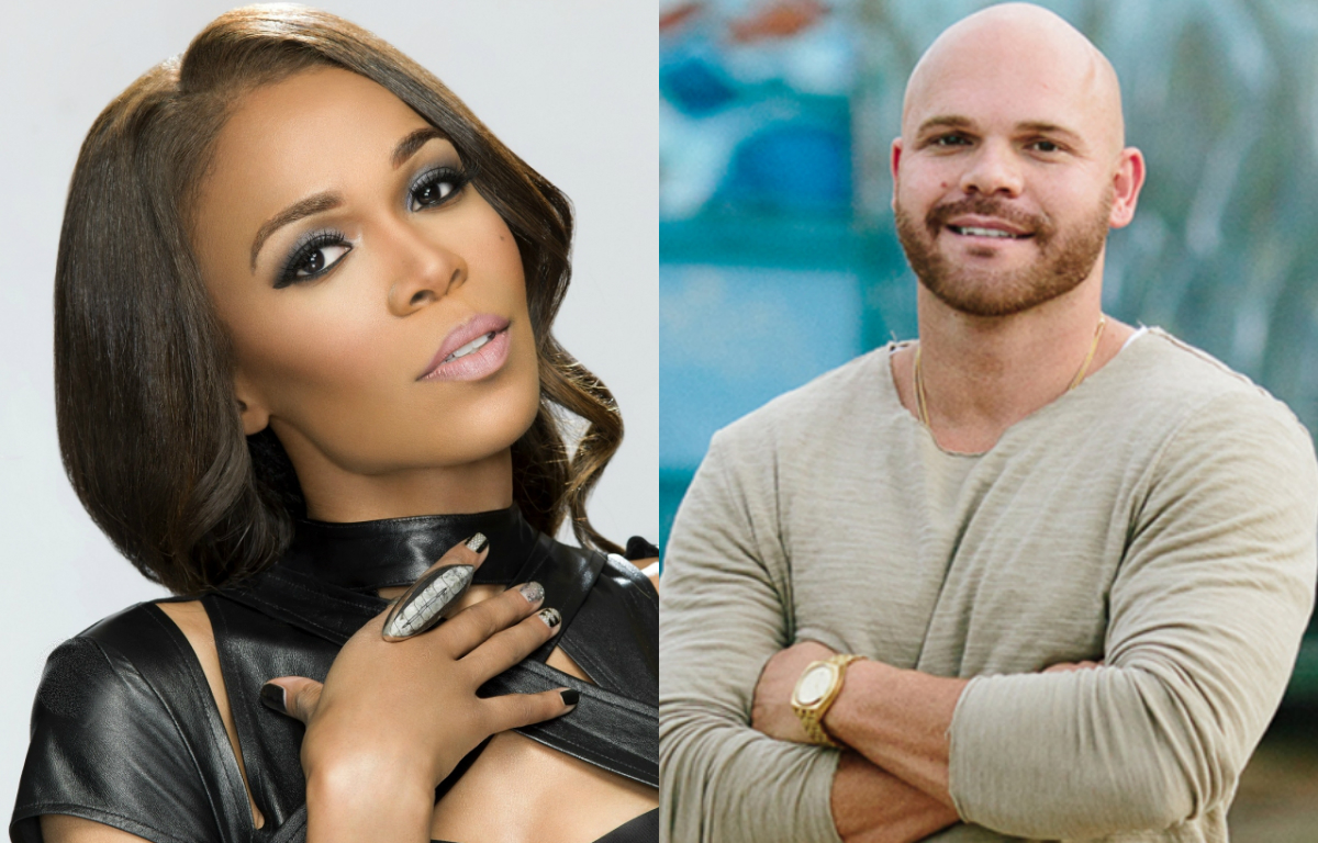 Destiny's Child Michelle Williams Found Love With Chad ... K Michelle And Chad Johnson